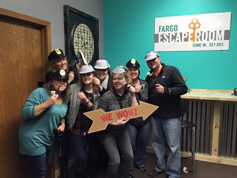 Escape The Room Fargo Nd