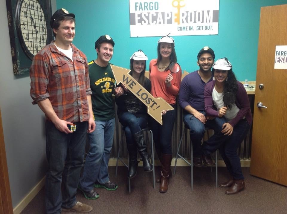 Escape Room Fargo Nd