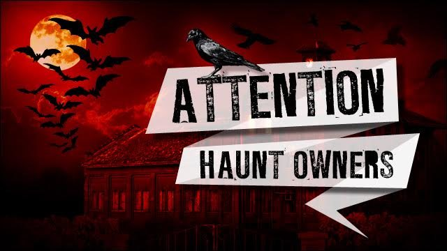 Attention North Dakota Haunt Owners
